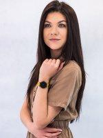 czarny Zegarek Cluse Minuit CL30033 - duże 4