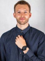 czarny Zegarek Esprit Męskie ES1G053M0075 - duże 4
