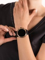 zegarek Fossil Smartwatch FTW6036 GEN 5 SMARTWATCH JULIANNA HR BLACK damski z gps Fossil Q