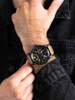 Ingersoll I01302 męski zegarek The Hatton pasek