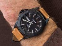 czarny Zegarek Timex Essex Avenue TW2U15100 - duże 6