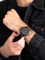 czarny Zegarek Timex Port TW2U02100 - duże 5