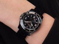czarny Zegarek Tommy Hilfiger Damskie 1781201 - duże 6