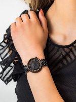 czarny Zegarek Versus Versace Damskie VSP491619 - duże 5