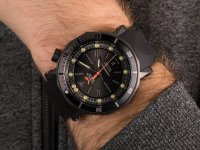 zegarek Vostok Europe NH35A-6204208 czarny Lunokhod