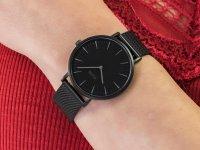 zegarek Cluse CW0101201005 czarny La Boheme