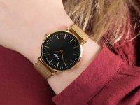 zegarek Cluse CW0101201014 złoty La Boheme
