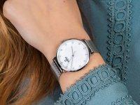 zegarek Obaku Denmark V186LXCWMC srebrny Slim