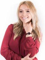 damski Zegarek klasyczny Bering Classic 10126-303 bransoleta - duże 4