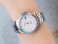 damski Zegarek klasyczny Fossil FB-01 ES4741 bransoleta - duże 6