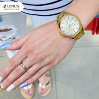Lorus RP612DX9 zegarek damski klasyczny Fashion bransoleta