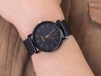 Lorus RG211QX9 zegarek czarny klasyczny Klasyczne bransoleta