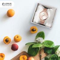 Lorus RG250PX9 zegarek damski klasyczny Klasyczne bransoleta