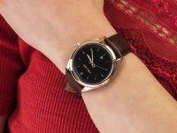 damski Zegarek klasyczny Meller Maya W9RN-1CHOCO pasek - duże 6