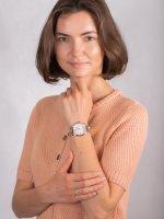 damski Zegarek klasyczny Michael Kors Whitney MK6686 bransoleta - duże 4