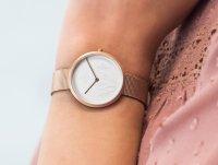 damski Zegarek klasyczny Obaku Denmark Bransoleta V219LXVHMV bransoleta - duże 6