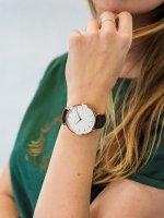 damski Zegarek klasyczny Rosefield Bowery BWBRR-B3 pasek - duże 5