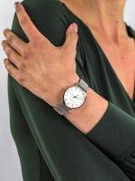 damski Zegarek klasyczny Rosefield West Village WGSBE-X190 pasek - duże 5