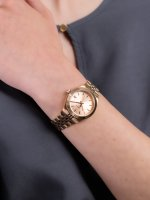Timex TW2T86800 damski zegarek Waterbury bransoleta