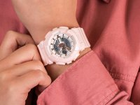 damski Zegarek sportowy Casio Baby-G BA-110RG-4AER pasek - duże 6