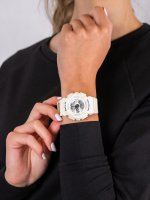 Casio BA-110PP-7AER damski zegarek Baby-G pasek