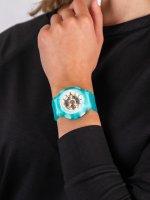 Casio BA-110SC-2AER damski zegarek Baby-G pasek