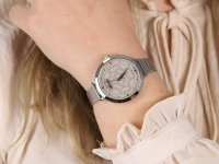 Adriatica A3787.5147Q zegarek srebrny klasyczny Bransoleta bransoleta