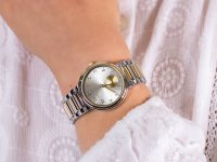 Anne Klein AK-3407SVTT zegarek klasyczny Bransoleta