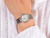 Anne Klein AK-3409SVTT zegarek klasyczny Bransoleta
