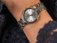 Anne Klein AK-3491SVTT zegarek fashion/modowy Bransoleta
