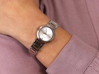 Anne Klein AK-3529SVRT zegarek klasyczny Bransoleta