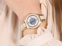 Anne Klein AK-3610GPWT zegarek klasyczny Bransoleta