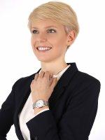 Anne Klein AK-3685SVSV zegarek damski Bransoleta