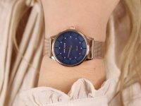 Anne Klein AK-3722NMRG zegarek klasyczny Bransoleta