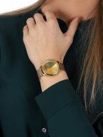 Anne Klein AK-3776MTGB damski zegarek Bransoleta bransoleta