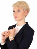 Anne Klein AK-3802MPGB zegarek damski Bransoleta