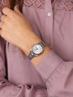 Seiko SUR349P1 damski zegarek Classic bransoleta