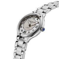 Frederique Constant FC-306LGHD3ER6B zegarek srebrny klasyczny Classics bransoleta