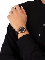 Anne Klein AK-3720RGBK damski zegarek Pasek pasek