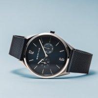 Bering 17140-307 męski zegarek Ultra Slim bransoleta