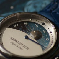 Aerowatch 44960-AA10 damski zegarek 1942 pasek