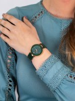 Anne Klein AK-1018RGGN damski zegarek Bransoleta bransoleta
