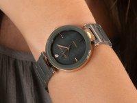Anne Klein AK-1018RGGY zegarek fashion/modowy Bransoleta
