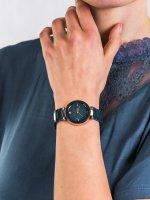 Anne Klein AK-1018RGNV damski zegarek Bransoleta bransoleta
