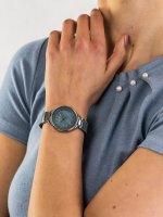 Anne Klein AK-1409LTDM damski zegarek Bransoleta bransoleta