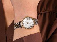 Anne Klein AK-2159SVTT zegarek fashion/modowy Bransoleta