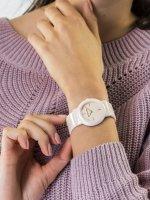 Anne Klein AK-2834LPGB damski zegarek Bransoleta bransoleta