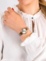 Anne Klein AK-3003SVTT damski zegarek Bransoleta bransoleta