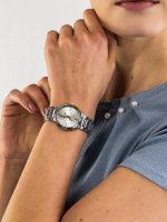 Anne Klein AK-3169SVSV damski zegarek Bransoleta bransoleta