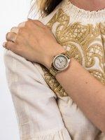 Anne Klein AK-3258TNGB damski zegarek Bransoleta bransoleta